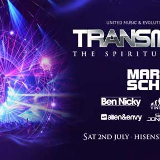 Ben Nicky @ Transmission The Spiritual Gateway (Melbourne) 02.07.2016 [FREE DOWNLOAD]