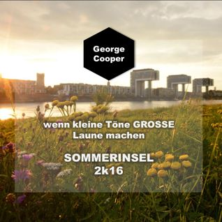WKTGLM Sommerinsel by George Cooper and KLEINE TOENE