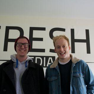 Pre Fez Charlie + Josh