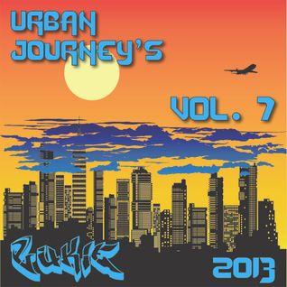 Urban Journeys 2013 Vol 7