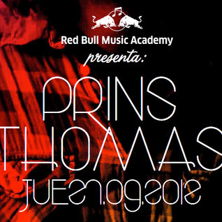 PRINS THOMAS @ GARITO CAFE - 27.09.12 (PART 1)