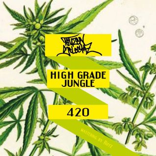 Tauzen Selectaz - 420 High Grade Jungle