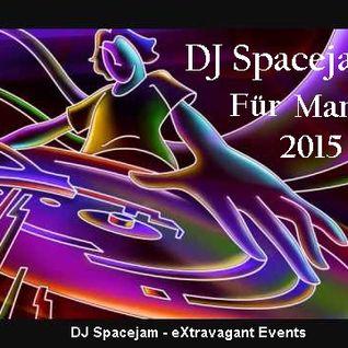 DJ Spacejam - Geburtstags Mix für Manu 2015