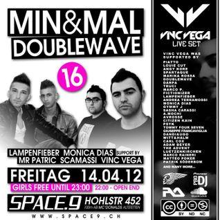 Vinc Vega - Live-Set 13.04.12 - Space 9 Zürich