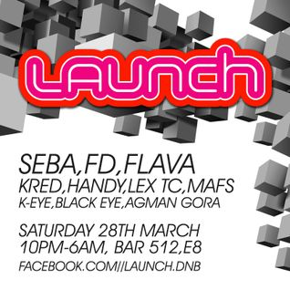 MAFS > LAUNCH DNB PRE PARTY MIX MARCH 2015