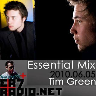 Tim Green - BBC Essential Mix (2010-06-05)
