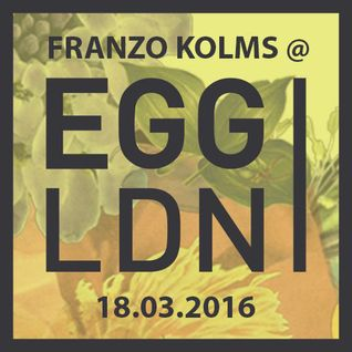 Franzo Kolms @ Egg Nightclub, London 18.03.2016.mp3