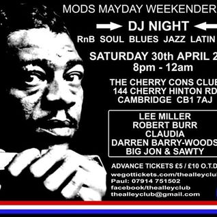 Mr Woods : Mods Mayday Weekender Preview