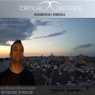 <<CRITICAL_DISTANCE>> EOYC2015