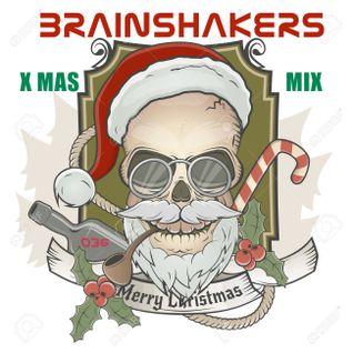 Brainshakers Xmas mix #036