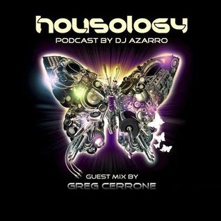 HOUSOLOGY Podcast Episode 14 (GREG CERRONE Guest Mix)
