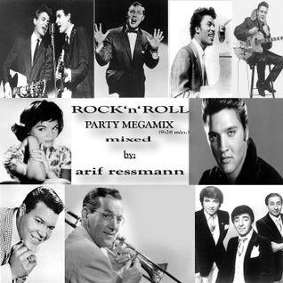 Rock'n' Roll Party Megamix by arif ressmann
