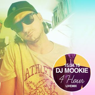 DJ MOOKIE - Live Mix - from FUSION NIGHT @ MOCA Caffe - 15.04.16