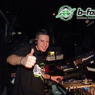 DJ NAU@ sala b-form (UK HARDCORE History), 30 de septiembre 2011. REMAKE