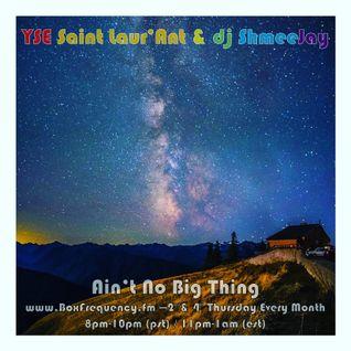 YSE Saint Laur'Ant and dj ShmeeJay – Ain't No Big Thing Radio Show – 2015-10-22