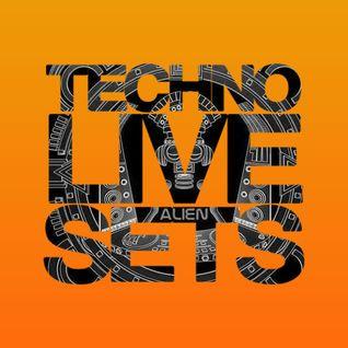 Alien – Soundwaveradio, Underground Tekno vibes – 16-07-2015