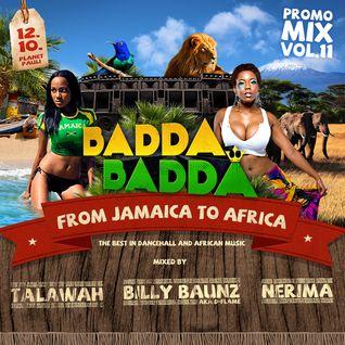 BADDA BADDA promo mix#11 (Dancehall part only) by TALAWAH