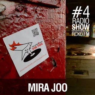 Mira Joo @ She Fire Radio Show - RCKO.fm 14.04.2014.