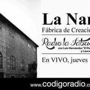 """Radio la Fábrica entrevista a Fabiola Acosta de la Fábrica de creación """"La Nana"""" programa transmitid"""