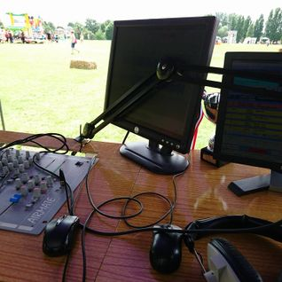 The A To B Show at Melksham Carnival - 23rd July 2016