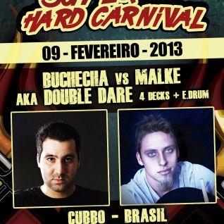 Double Dare @ Fuel Techno PT - Super Hard Carnival - 09.02.2013 - Portugal