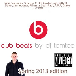 DJ Tomtee's Club Beats Spring 2013