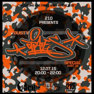 210 Dusty Crates Special 14. // Trackside Burners x ITCH FM //