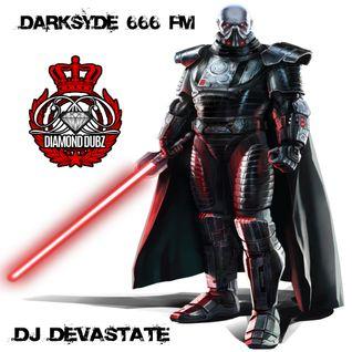 DEVASTATE Live Darksyde Radio Jungle & Liquid DnB 22nd July 2016