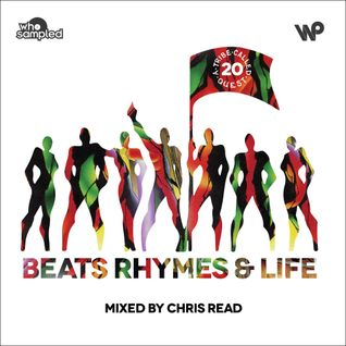 A Tribe Called Quest 'Beats Rhymes & Life' 20th Anniversary Mixtape mixed by Chris Read