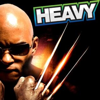 HEAVY 1.0 mixed by Oscar P