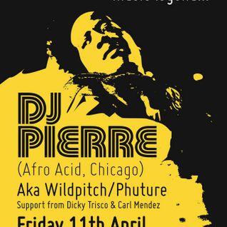 ROOTS... Meets DJ Pierre