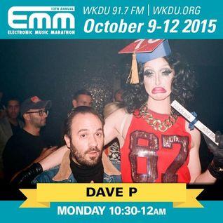 Dave P | 2015 EMM