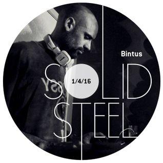 Solid Steel Radio Show 1/4/2016 Hour 2 - Bintus