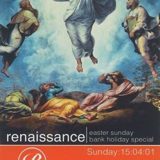 Renaissance Live - Mixed By Norman H - Palace Ballroom.Southend.Essex.UK.15.04.2001