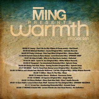 MING Presents Warmth 031