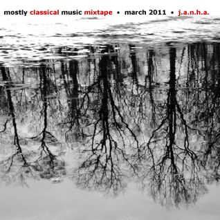 March Mostly Classical Music Mixtape