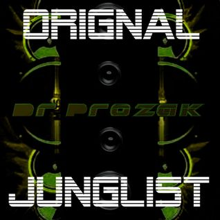 Dr Prozak - Da Original Jungle Mix Vol 3