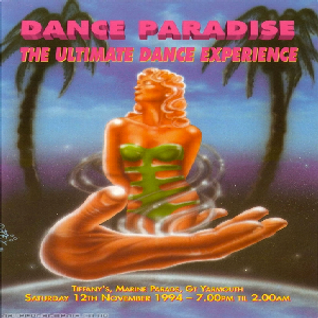 LTJ Bukem - Dance Paradise Ultimate Dance Experience 6 x Back In The Day Live 12.11.1994