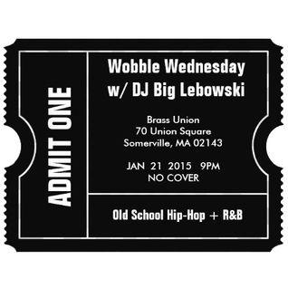 Wobble Wednesday (Part 1)