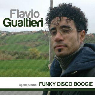 Dj Flávio Gualtieri - Funky Disco Boogie
