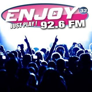 Guilhem Atwo - Mix Enjoy Club #1 - Radio Enjoy 33 (92.6 FM)
