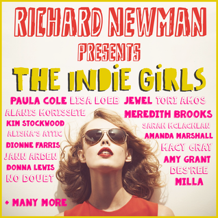 Richard Newman Presents The Indie Girls