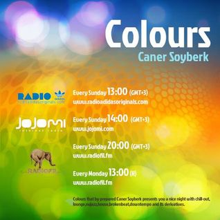 Caner Soyberk-Colours 104 Christmas Special Mix