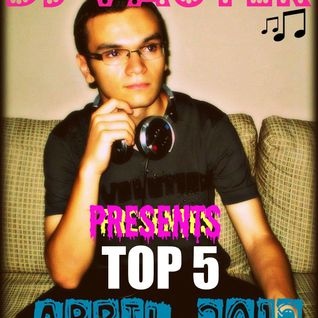 Vaster's TOP 5 [April 2012]