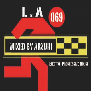 Arzuki - Look Ahead 069 Promo Mix (06.27.2012)