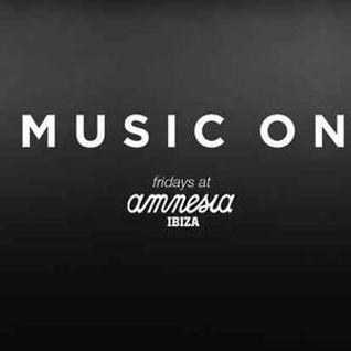 Amnesia Ibiza presents Music On 14.07.12 (part 2)