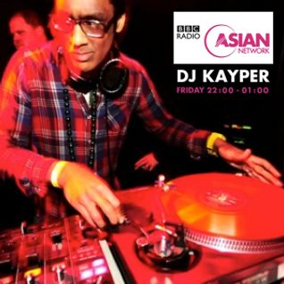 VIP Mix for DJ Kayper (BBC Asian Network)