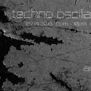 Herr Bert - TECHNO OSCILLATION #01 for midnightexpressfm.com