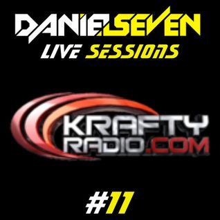 Daniel Seven Sessions @ Kraftyradio #11 (11.07.2015)