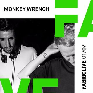 Monkey Wrench FABRICLIVE x Red Bull Music Studios London x Stripes Mix